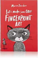 Chronicle Books Let's Make Some Great Fingerprint Art