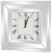 Home Details Wall Clock Mirror