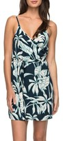 Roxy Women's Drifting Current Wrap Dress