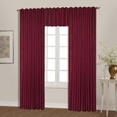 UNITED CURTAIN CO United Curtain Co. Starburst Back-Tab Curtain Panel