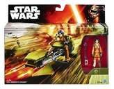 Star Wars Rebels Ezra Bridgers Speeder Vehicle & Figure