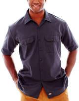 Dickies Short-Sleeve Work Shirt - Big & Tall