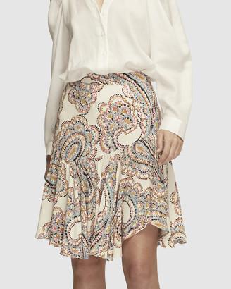Lover Paisley Park Skirt