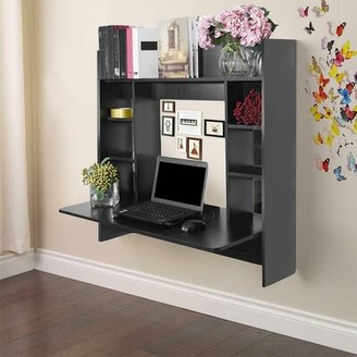 Ebern Designs Alvise Floating desk