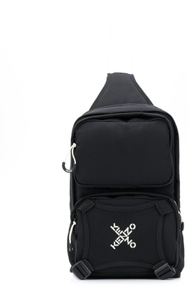 Kenzo One Shoulder Backpack