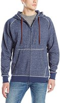 Burnside Men's Burnisde's Crushed Fleece Hoody