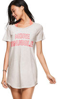 PINK Sleep T-Shirt Dress