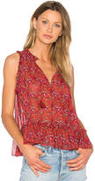 Ulla Johnson Cecile Blouse in Red. - size 2 (also in 4)