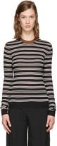 Marni Multicolor Striped Pullover