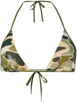 La Perla Make Love triangle bikini top