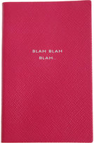 Smythson Blah, Blah, Blah Notebook