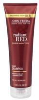 John Frieda Radiant Red Colour Magnifying Daily Shampoo - 8.45 oz