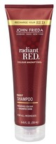 John Frieda Radiant Red Colour Magnifying Daily Shampoo - 8.45oz