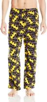 Briefly Stated Brieflytated Batman Claic Logo Fleece Lounge Pant for men (mall)