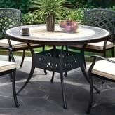 Goodwin Stone/Concrete Dining Table Red Barrel Studio