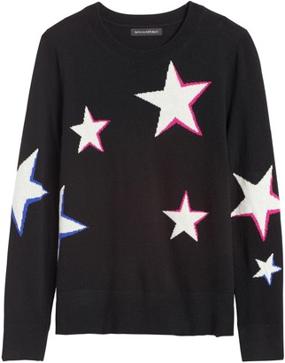 Banana Republic Star Sweater