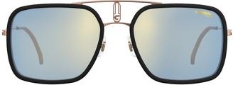 Carrera 1027/S Square Frame Sunglasses