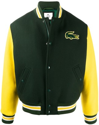 Lacoste Vintage-Style Sport Jacket