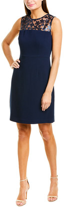 Trina Turk Mystery Sheath Dress