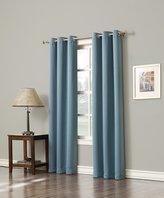 Sun Zero 48059 Easton Blackout Energy Efficient Grommet Curtain Panel