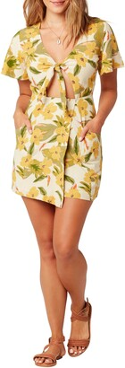 L-Space Lovers Lane Cover-Up Minidress