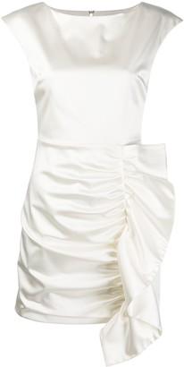 P.A.R.O.S.H. Alice ruffled mini dress