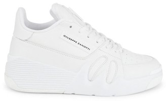 Giuseppe Zanotti Jupiter Leather Platform Sneakers
