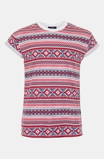 Topman 'High Roller' T-Shirt
