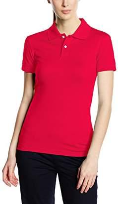 Trigema Unisex Polo Shirt Red Rot (kirsch 036)