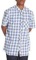 Element Men's Buffalo Short Sleeve Woven Shirt
