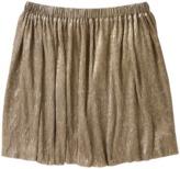 Crazy 8 Metallic Skirt