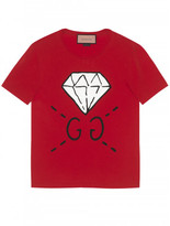 Gucci GucciGhost GG Diamond t-shirt