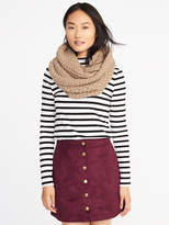 Old Navy Honeycomb-Knit Infinity Scarf for Women