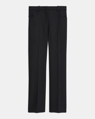 Theory Straight Jean in Bi-Stretch Wool