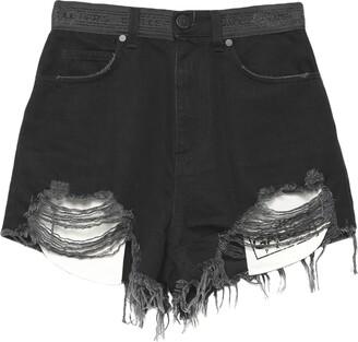 Gaëlle Paris GAeLLE Paris Denim shorts