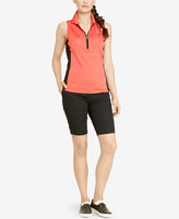 Lauren Ralph Lauren Sleeveless Active Mesh Shirt