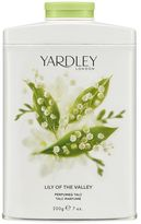 Yardley London Lily of the Valley Talc 200g