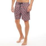 Kangaroo Poo Mens Printed Swim Shorts Multi