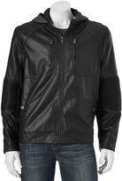 Urban Republic Men's Faux-Leather Jacket