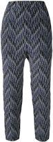 Marni printed trousers
