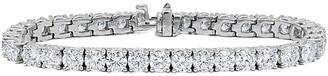 Diamond Select Cuts Diana M. Fine Jewelry 14K 10.00 Ct. Tw. Diamond Bracelet