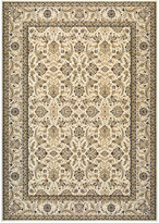 """Kenneth Mink Infinity Persian Ivory/Ivory 3'11 x 5'3"""" Area Rug"""