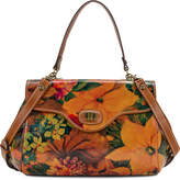 Patricia Nash Verga Small Frame Satchel