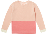 Jigsaw Girls' Colour Block Jumper