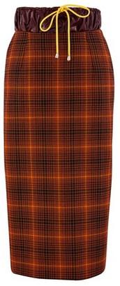 Aalto Check skirt