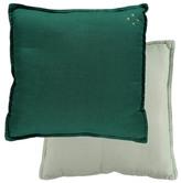 Camomile London Tree Green-Mint Reversible Cushion