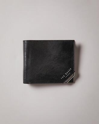 Ted Baker KORNING Metal corner coin wallet