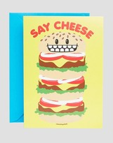 Star Editions Say Cheese Card