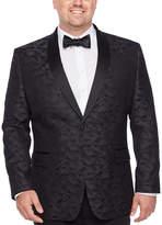 Jf J.Ferrar Camouflage Tuxedo Jacket - Big and Tall