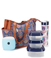 Fit & Fresh Westerly Feather Insulated Lunch Kit